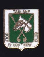 60032-pin's  Golf Et Country Club Taulane... - Golf