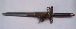 PISTOLET POIGNARD - Armi Da Collezione