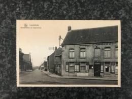 Lendelede - Gemeentehuis En Izegemstraat - St Antonius Drukerij Mondy Vanfleteren - Lendelede