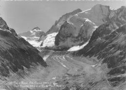 Val De Zinal, Grd Cornier, Dent Blanche Pz De Zinal  ( Carte 10 X 15 Cm) - VS Wallis