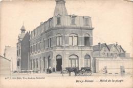 BRAY-DUNES - Hôtel De La Plage - Francia