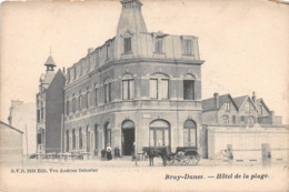 BRAY-DUNES - Hôtel De La Plage - Frankrijk