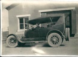 Photo BUICK, Type K6-45 1920 En Version Torpedo - Automobili