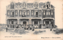 BRAY-DUNES - Les 4 Châlets - Frankrijk