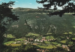 CARTOLINA  - BERGAMO - SANT'OMOBONO - SANTUARIO CORNABUSA , VISTO DELLA PARROCCHIA DI CEPINO - VIAGGIATA PER MILANO - Bergamo