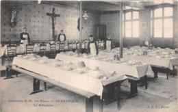 DUNKERQUE - Institution Notre Dame Des Dunes - Le Réfectoire - Dunkerque