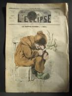L'ECLIPSE N° 64 Du 11 Avril 1869 - Le Pauvre Homme !..., Par Gill - Journaux - Quotidiens