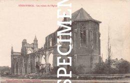 Les Ruines De L'Eglise - Steenwerck - Dunkerque