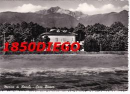 MARINA DEI RONCHI - CASA BIANCA F/GRANDE VIAGGIATA 1957 - Massa