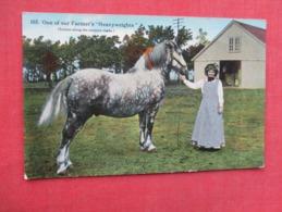 One Of Our Farmer's Heavyweights      Ref 3612 - Pferde
