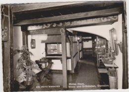 Dornbirn  Rotes Haus  Wein- Und Grillstuben - Dornbirn