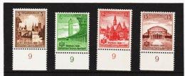 RAD71 DEUTSCHES REICH 1938 MICHL 665/68  ** Postfrisch Siehe ABBILDUNG - Unused Stamps