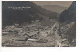 WÄGITAL Bau Kraftwerk Vorarbeiten - SZ Schwyz