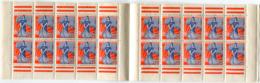 FRANCE C 1234-C2 SERIE 1-60 DU 0,25fr. MARIANNE A LA NEF - 1959-60 Marianne (am Bug)