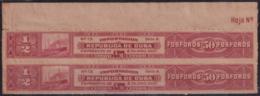 REP-338 CUBA REPUBLICA REVENUE MATCHES FOSFOROS IMPORTACION TAX - Timbres-taxe