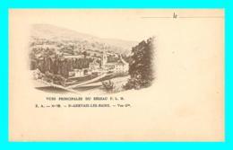 A789 / 025 74 - SAINT GERVAIS LES BAINS Vues Principales Du Réseau P.L.M. - Saint-Gervais-les-Bains