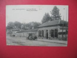 CPA   Saint-Dizier  La Poste Militaire - Military Poste-Office  Voyagé  1918 - Saint Dizier