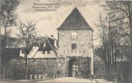 CPA Wissembourg Hagenhauer Tor 1870 - Wissembourg