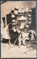 Type Mexicain , Mexicain Portant Des Cruches , Animée - Mexique