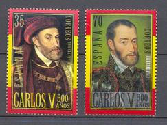 SPANJE 2000 KAREL V  POSTFRIS** - 1931-Aujourd'hui: II. République - ....Juan Carlos I
