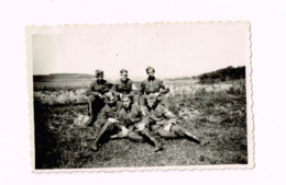 Soldats Allemands.WWII - Guerre, Militaire