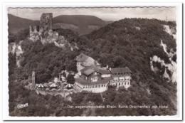 Der Sagenumwobene Rhein, Ruine Drachenfels Mit Hotel - Koenigswinter
