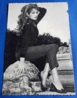 Portrait BRIGITTE BARDOT # Alte Freihoff-Star-Foto-AK # [19-823] - Schauspieler