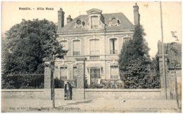 62 HESDIN - Villa Rosa - Hesdin