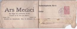 AK-div.26-503  - Zeitungsumschlag Gebr. - Ars Medici - Giornali