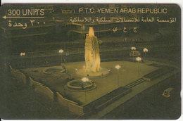 YEMEN(GPT) - Al Hudaydah, GPT First Issue 300 Units, CN : 1YEMC, Used - Yemen