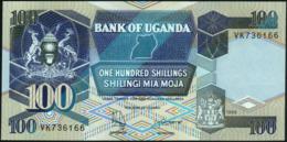 UGANDA - 100 Shillings 1996 UNC P.31 C - Uganda