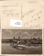 631135,Mainz Ansicht M. Dampfer Schiffe Binnenschiffe - Dampfer