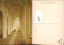 631039,Kopenhagen Kobenhavn Grundtvigskirken Kirche Innenansicht Denmark - Ansichtskarten