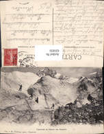 631033,Traversee Du Glacier Des Bossons Chamonix Bergsteigen - Alpinismus, Bergsteigen