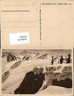 631028,Beim Schilaufen Auf Der Gipfelwächte Wintersport - Wintersport
