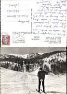 631001,Crevoux Les Hautes Alpes Montagne De La Ratelle Skilift Ski Wintersport - Wintersport