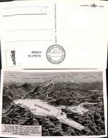 630988,Landkarten AK Bodensee Bregenz Staad Konstanz - Ansichtskarten
