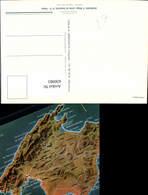 630983,Landkarten AK Mallorca Spain - Ansichtskarten
