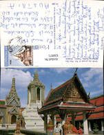 630971,Bangkok Inside The Ground Of Wat Phra Keo Emerald Buddha Temple Thailand - Thaïland