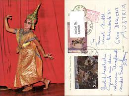 630969,A Posture Of Lakorn Thai Theatrical Play Thailand - Thaïland