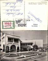 630964,Foto Ak Agadir L Hotel Marhaba Et La Terrasse Du Rond-Point Marokko - Marokko