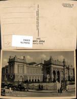 630963,Alexandria La Gare Centrale Hauptbahnhof Bahnhof Main Station Ägypten - Ohne Zuordnung
