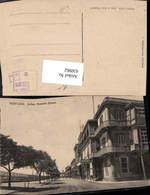 630962,Port-Said Sultan Hussein Street Ägypten - Ohne Zuordnung