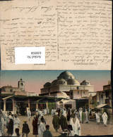 630958,Tunis La Mosquee Sidi M Harez Et La Place Bab-Souika Tunesien - Tunesien