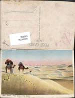 630954,Egypt The Waves Of The Desert Kamel Ägypten Pub Lehnert & Landrock 2057 - Ohne Zuordnung