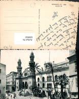 630950,Foto Ak Alger Algier La Cathedrale Algerien - Algerien