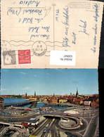 630947,Stockholm Slussen Utsikt Fran Katarinahissen Sweden - Schweden
