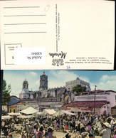 630941,Mercado Popular En El Pueblo Antiguo Nueva Ixta Pan Mexico - Mexiko