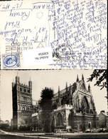 630934,Foto Ak Exeter Cathedral Form North West Great Britain - Ansichtskarten