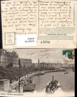 630931,London Thames Embankment Schiffe Dampfer Great Britain - Ansichtskarten